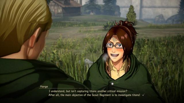 Attack on Titan 2 screenshot 4
