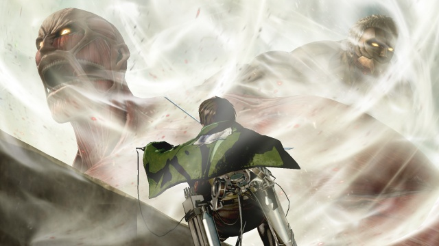 Attack on Titan 2 screenshot 6