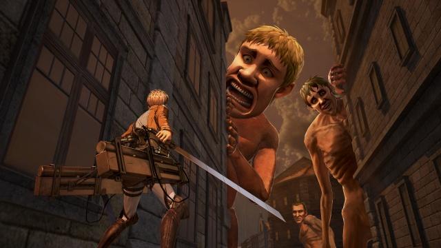 Attack on Titan 2 screenshot 7