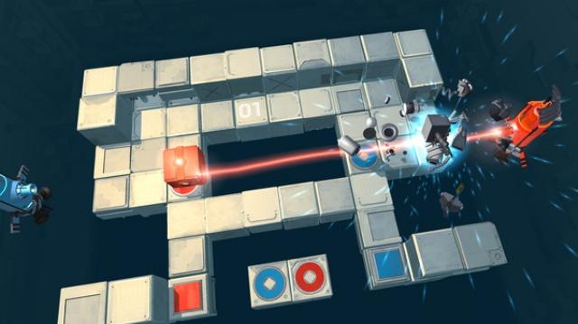 Death Squared screenshot 1