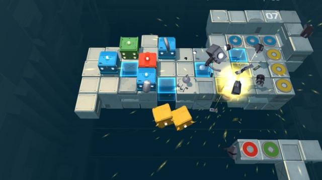 Death Squared screenshot 8