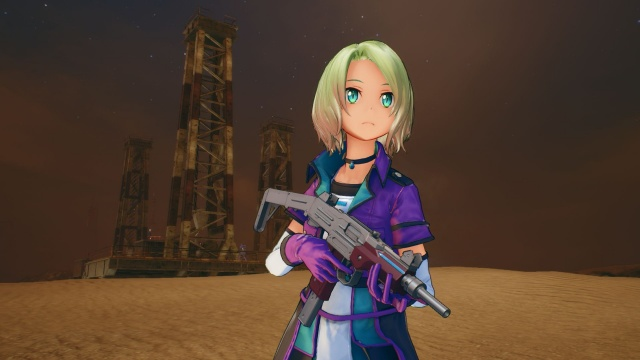 Sword Art Online: Fatal Bullet screenshot 8