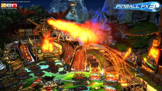 Pinball FX3 screenshot 3