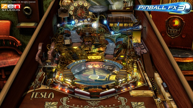Pinball FX3 screenshot