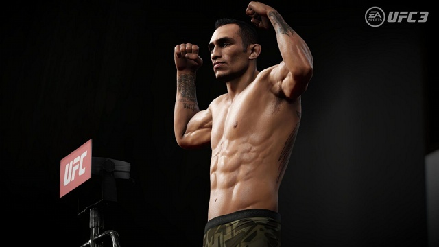 EA Sports UFC 3 screenshot 1