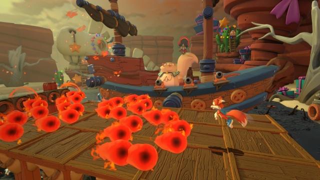 Super Lucky's Tale screenshot 7