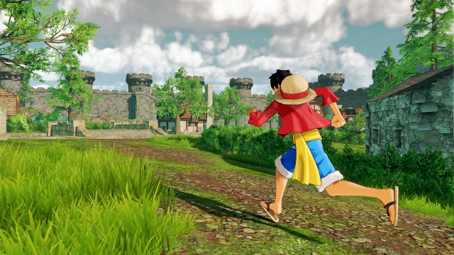 One Piece: World Seeker screenshot 1