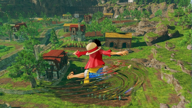 One Piece: World Seeker screenshot 3