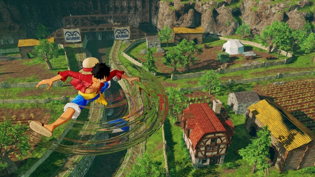 One Piece: World Seeker screenshot 4