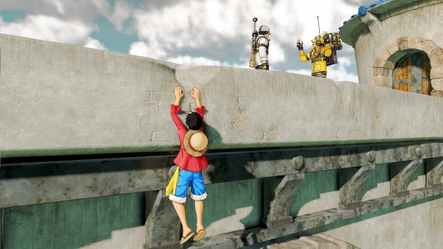 One Piece: World Seeker screenshot 5