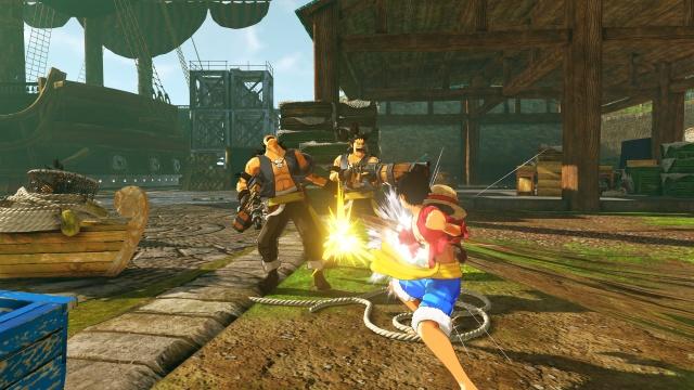 One Piece: World Seeker screenshot 13
