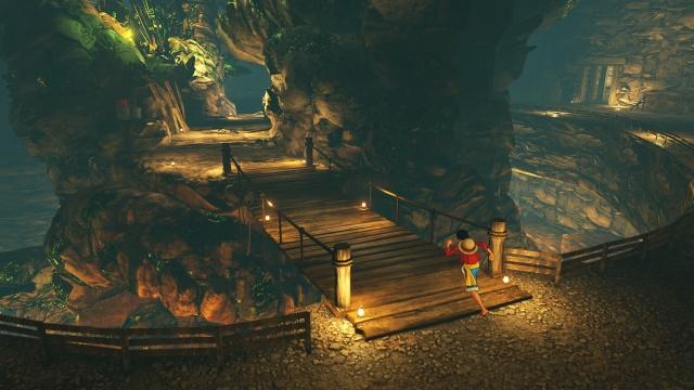 One Piece: World Seeker screenshot 16