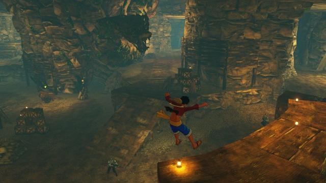 One Piece: World Seeker screenshot 18