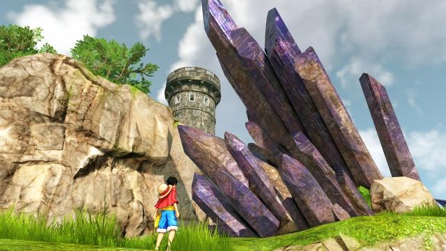 One Piece: World Seeker screenshot 19