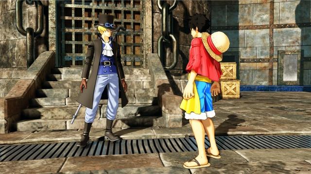 One Piece: World Seeker screenshot 22