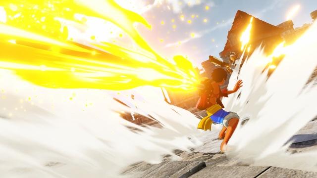 One Piece: World Seeker screenshot 24