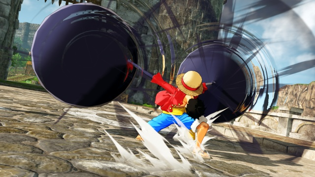 One Piece: World Seeker screenshot 27