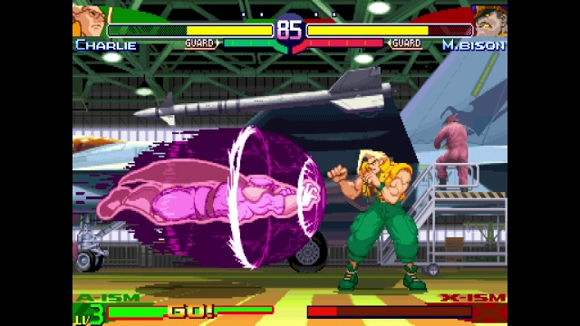 Street Fighter 30th Anniversary Collection screenshot 3