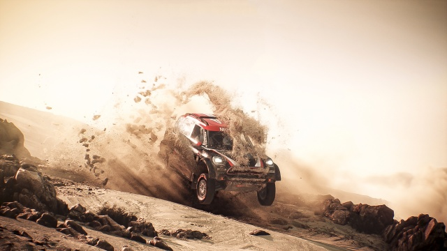 DAKAR 18 screenshot 4