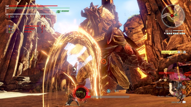 God Eater 3 screenshot 3