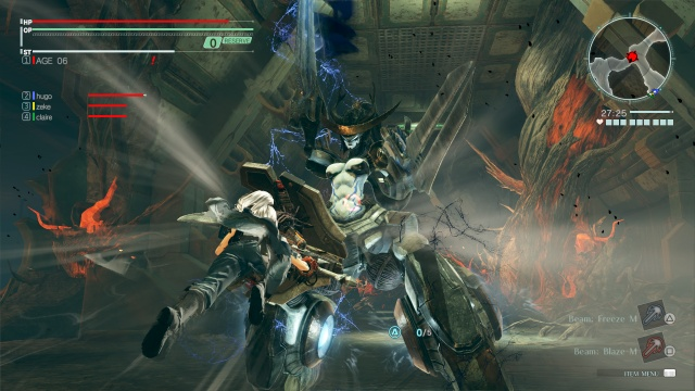 God Eater 3 screenshot 6