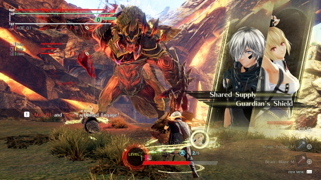 God Eater 3 screenshot 7