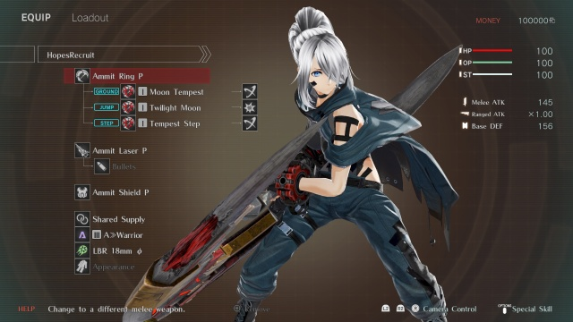 God Eater 3 screenshot 9