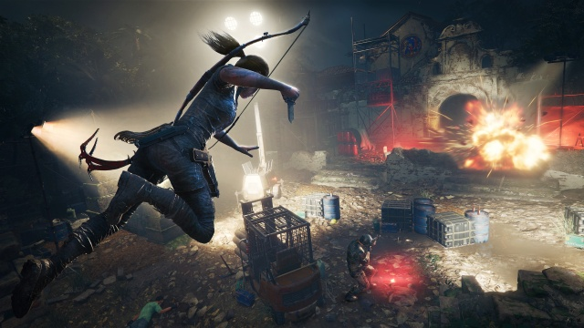 Shadow of the Tomb Raider review screenshot