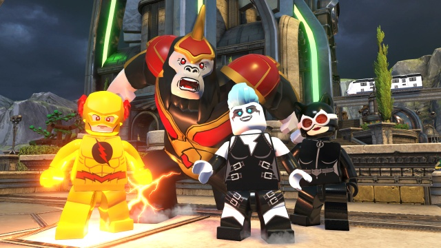 LEGO DC Super-Villains screenshot 2