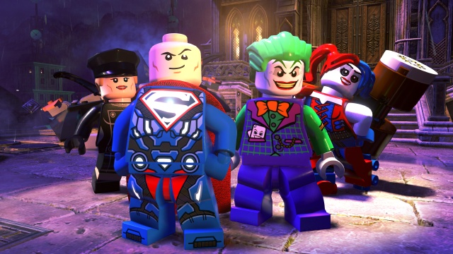 LEGO DC Super-Villains screenshot 4