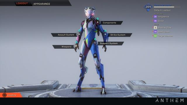 Anthem screenshot 15