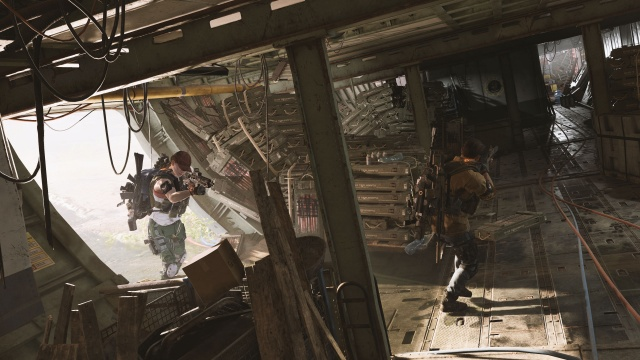 Tom Clancy's: The Division 2 screenshot 1