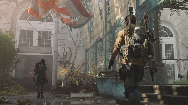 Tom Clancy's: The Division 2 screenshot 2