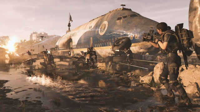 Tom Clancy's: The Division 2 screenshot 10
