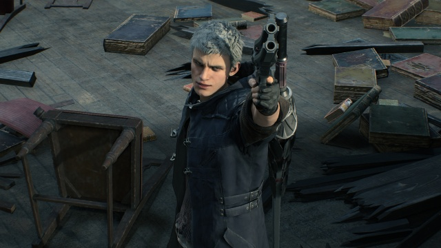 Devil May Cry 5 screenshot 28