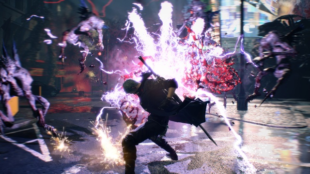 Devil May Cry 5 screenshot 38