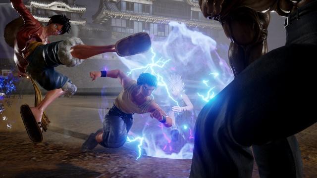 Jump Force screenshot 34