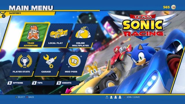 Team Sonic Racing screenshot 31
