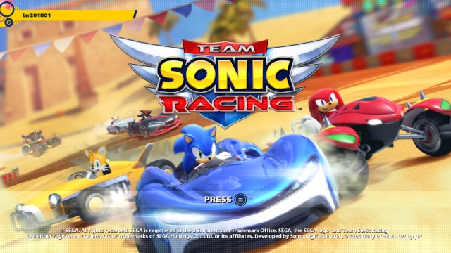 Team Sonic Racing screenshot 43