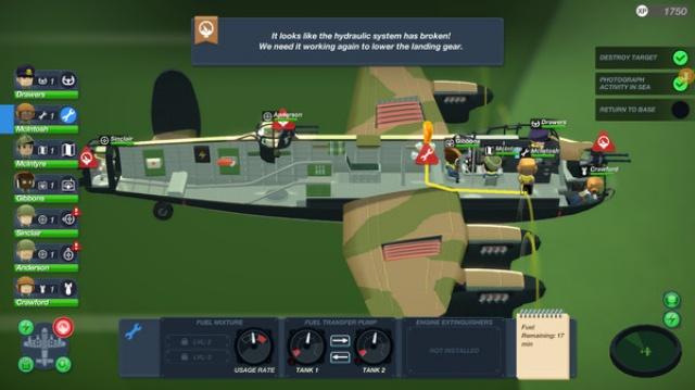 Bomber Crew screenshot 1