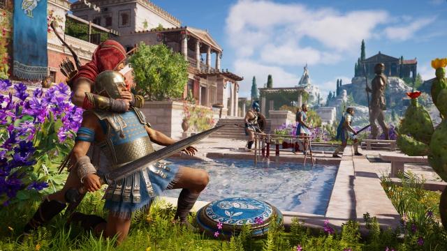 Assassin's Creed Odyssey screenshot 13