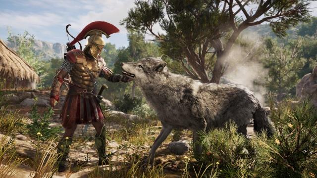 Assassin's Creed Odyssey screenshot 21