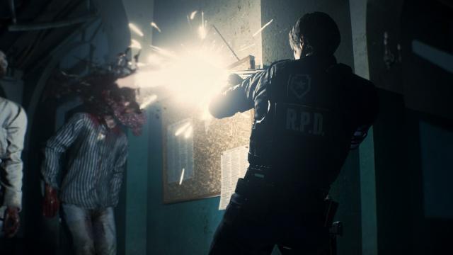 Resident Evil 2 screenshot 10