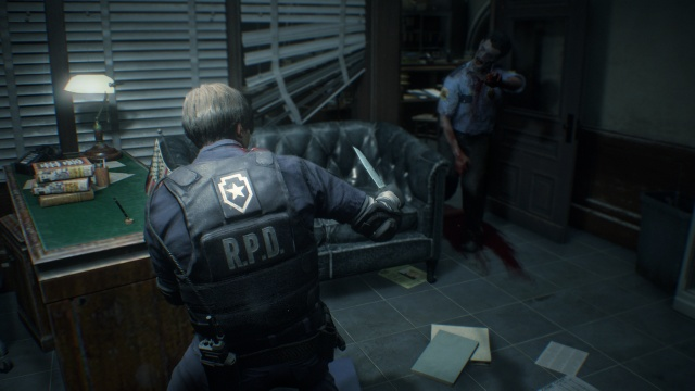 Resident Evil 2 screenshot 12