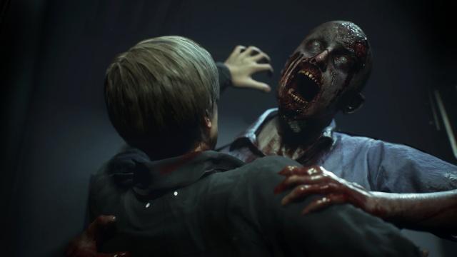 Resident Evil 2 screenshot 13