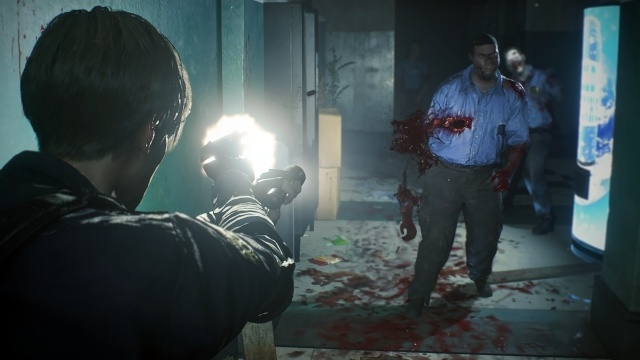 Resident Evil 2 screenshot 15