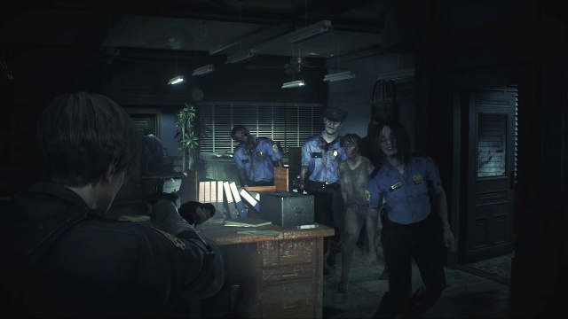Resident Evil 2 screenshot 16