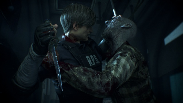 Resident Evil 2 screenshot 17