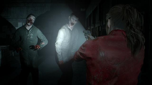 Resident Evil 2 screenshot 19