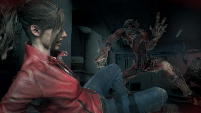 Resident Evil 2 screenshot 20